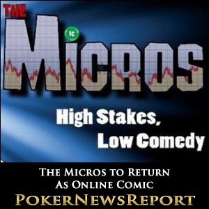 The Micros to Return as Online Comic