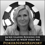 Jackie Glazier and Greg Ostrander Left in WSOP Event #41