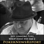 Stud Star Jeff Lisandro Tops WSOP Event #10 Day 2