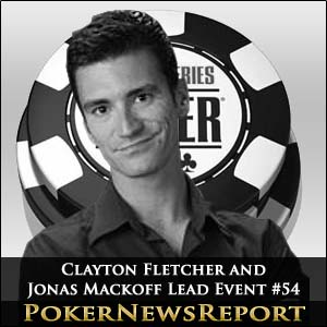 Clayton Fletcher and Jonas Mackoff Lead Event #54
