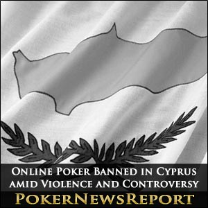 Online Poker in Cyprus Banned