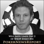 Will Jaffe Charges Into Lead After WSOP Event #54 Day 2