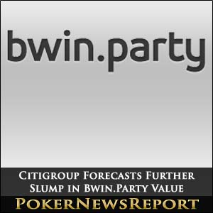 Citigroup Forecasts Further Slump in Bwin.Party Value