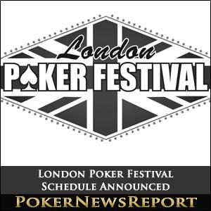 London Poker Festival