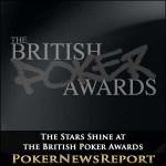The Stars Shine at the British Poker Awards