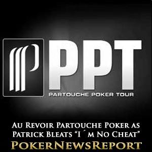 Au Revoir Partouche Poker Tour
