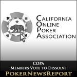 COPA Members Vote to Dissolve
