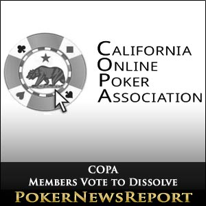 COPA Members Vote to Dissolve