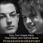 Full Tilt Poker Sign Dwan and Blom as Professionals