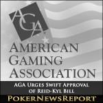AGA Urges Swift Approval of Reid-Kyl Bill