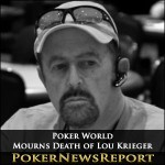 Poker World Mourns Death of Author, Lou Krieger
