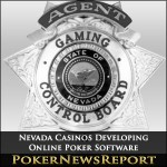 Nevada Casinos Developing Online Poker Software