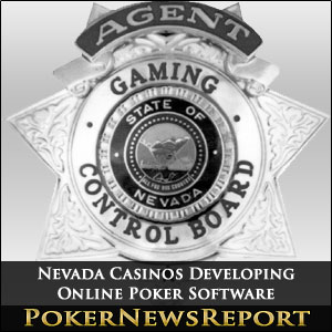 Nevada Casinos Developing Online Poker Software
