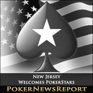 New Jersey Welcomes PokerStars