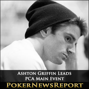 Griffin Flies High in PCA Main Event