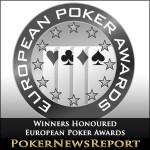 Winners Honoured at the European Poker Awards