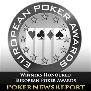 Winners Honoured at the European Poker Awards