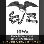 Iowa Reconsiders Online Poker Bill