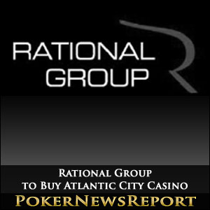 Rational Group to Buy Atlantic City Casino