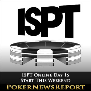 ISPT Online Day 1s Start This Weekend
