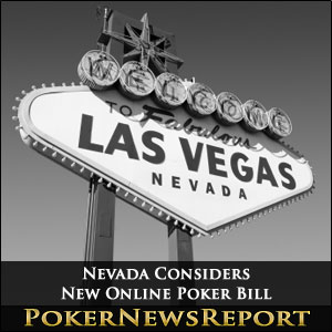 Nevada Considers New Online Poker Bill