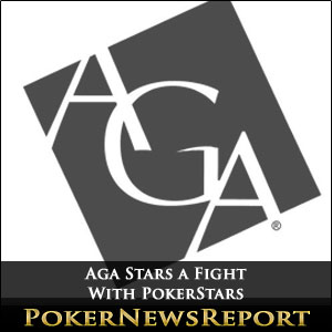 AGA Starts a Fight with PokerStars