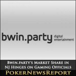 Bwin.party's Market Share in NJ Hinges on Gaming Officials