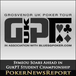 Symeou Soars Ahead in GukPT Student Championship