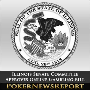 Illinois Senate Committee Approves Online Gambling Bill