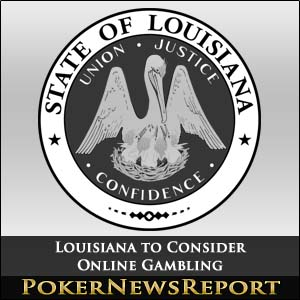Louisiana to Consider Online Gambling