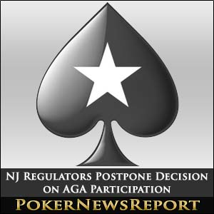 NJ Regulators Postpone Decision on AGA Participation