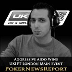 Aggressive Aido Wins UKIPT London Main Event