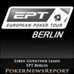 Esben Guenther Leads Field into Berlin Cup Day 2