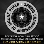 PokerStars Confirm SCOOP Schedule and Leaderboard Prizes