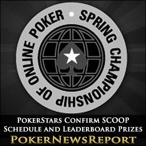 PokerStars SCOOP
