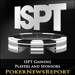 ISPT Gaining Players and Sponsors