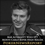 Novice Altergott Wins EPT Monte Carlo Super High Roller