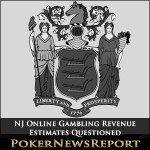 NJ Online Gambling Revenue Estimates Questioned