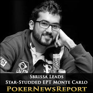 Sbrissa Leads Star-Studded EPT Monte Carlo