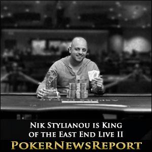 Nik Stylianou is King of the East End Live II