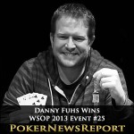 Danny Fuhs Wins WSOP Event #25 in Grueling Fashion