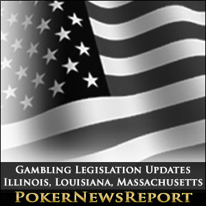 Gambling Legislation Updates