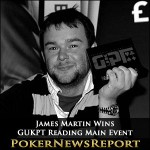 Dimes bring James Martin Victory in the GukPT Reading