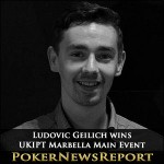 Ludovic Geilich wins UKIPT Marbella Main Event