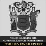 NJ Sets Deadline for November Launch Partnerships