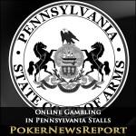 Online Gambling in Pennsylvania Stalls