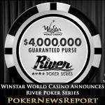 Winstar World Casino Announces River Poker Series