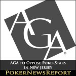 AGA to Oppose PokerStars in NJ Without Fahrenkopf