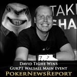 David Tighe Wins GukPT Walsall Main Event
