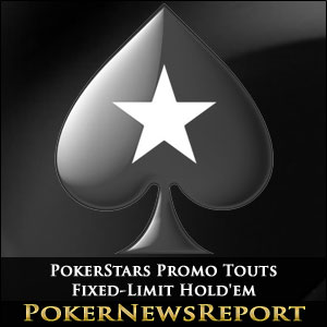 PokerStars Promo Touts Fixed-Limit Hold'em